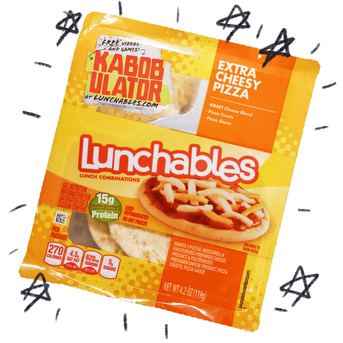 lunchable closed